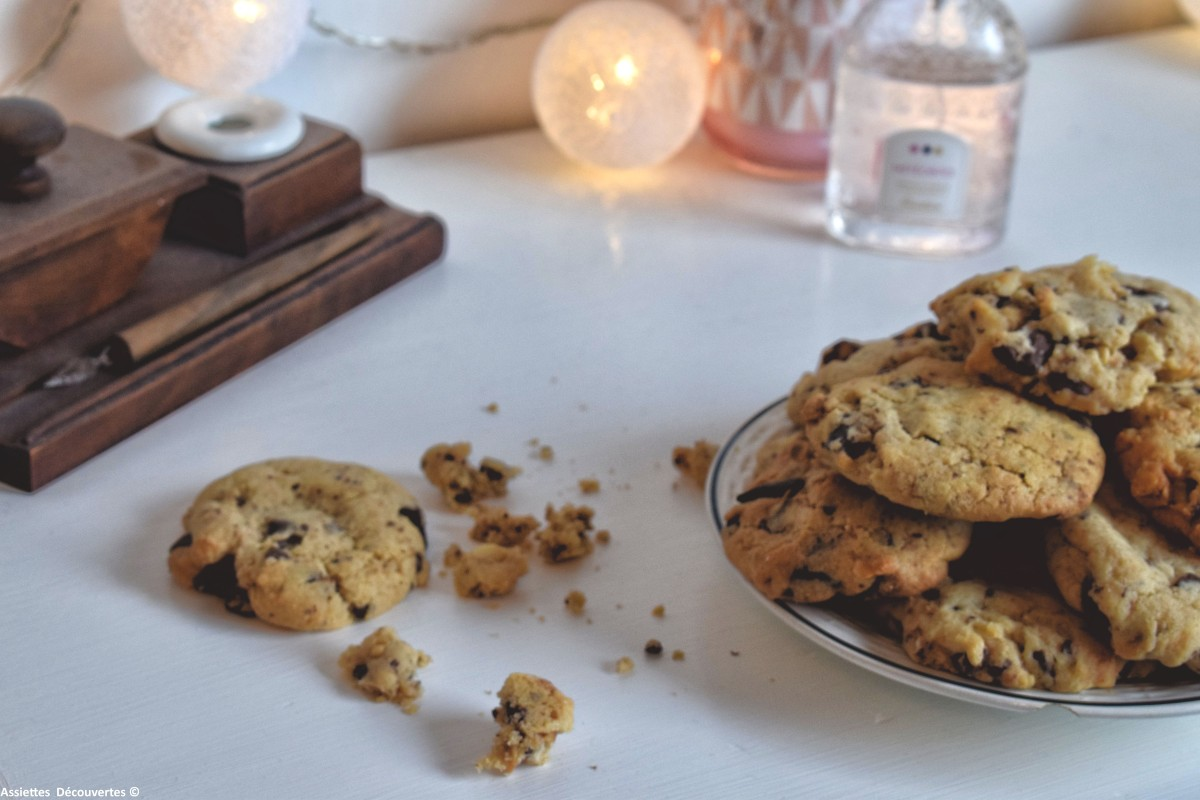 Les merveilleux cookies de Yoann